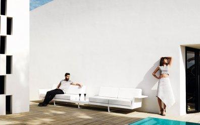 Vondom Flat ST4 Sofa