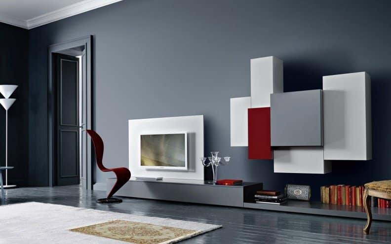 Tv Wohnwand Designer Wohnwande Fur Tv Und Hifi