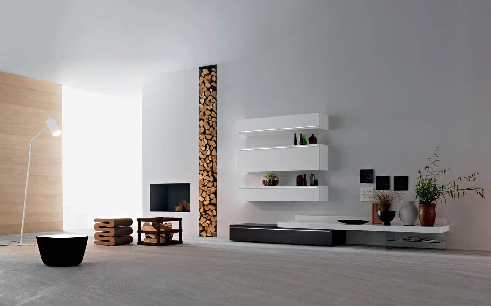 Designer Wohnwand jetzt online auf wohnstation.de kaufen