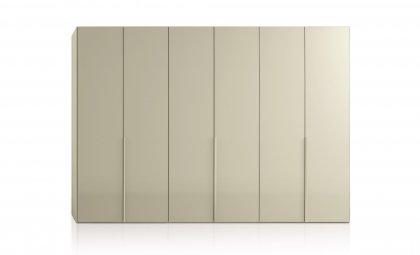 Schrank Line Glasflügeltüren