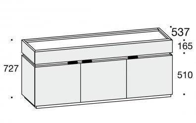 Sideboard Cidori 115