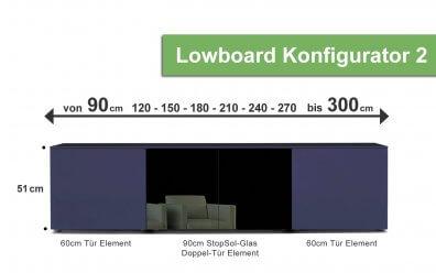 Airline Lowboard Designer 2