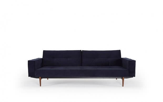Innovation Sofa Splitback mit Armlehnen