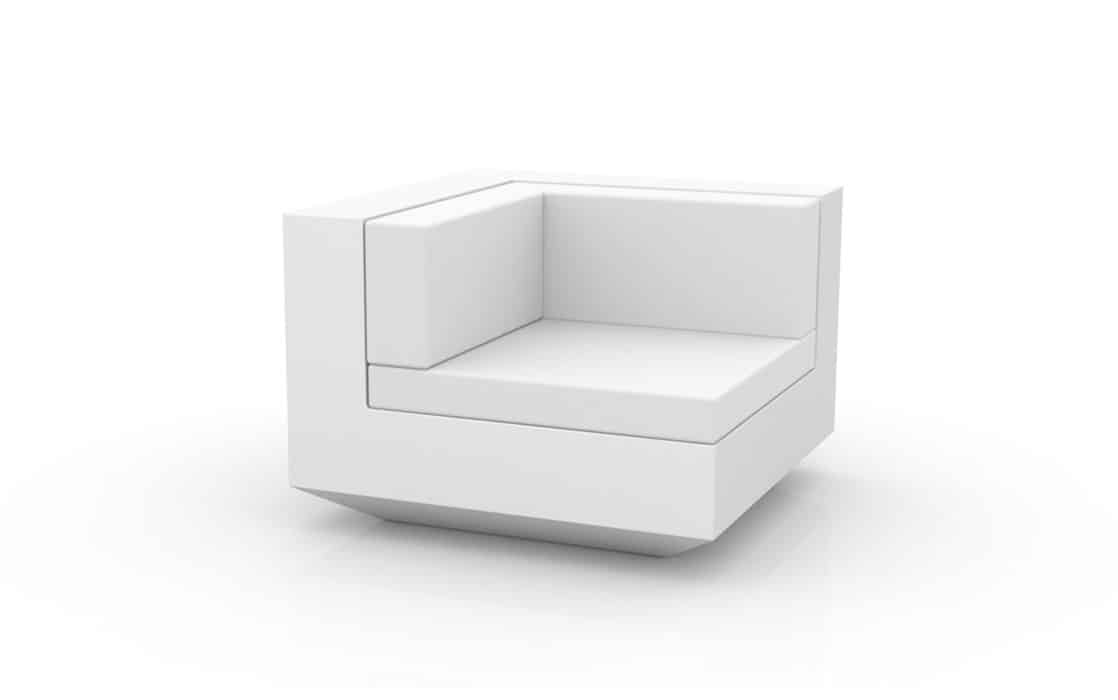 Vela Gartensofa Element Ecke